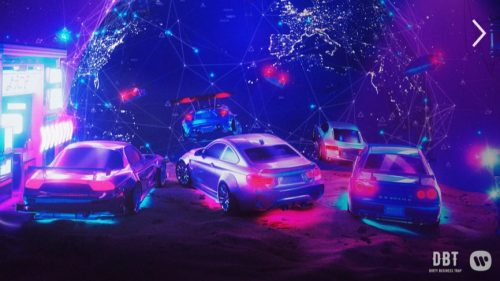 Kidd Keo trae de nuevo la música electrónica con 'Rockport Espacial 2'
