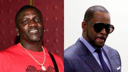 Akon cree que R. Kelly tiene derecho a ser perdonado