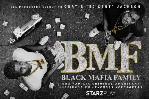 Vemos «Black Mafia Family», la nueva serie de 50 Cent