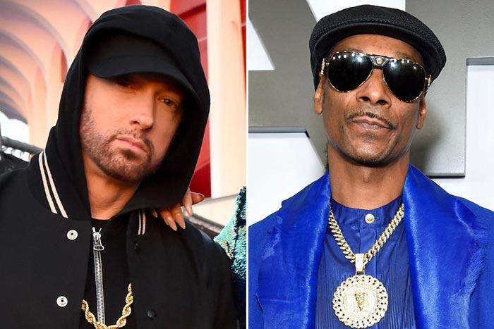 Eminem y Snoop Dogg sacarán un nuevo tema juntos