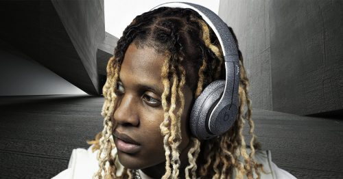 Lil Durk es la nueva imagen de Beats by Dre